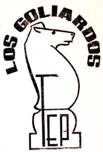Logo TEP Los Goliardos