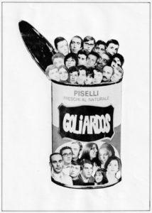 Los Goliardos Teatro Independiente miembros