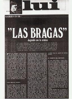 Revista LUI - Sección   Saber VivirArtículo de Eduardo G. Rico - Fotografía de Roberto Cerecedo