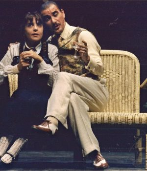 Don Juan Tenorio - Lola Manzano y F.M. Poika