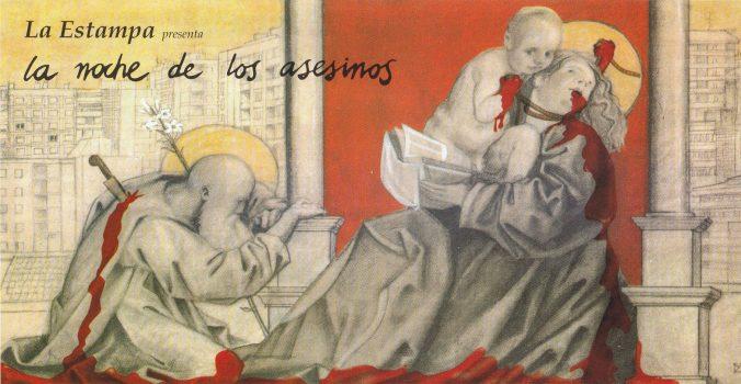 Cartel de Miguel Zapata, 1997