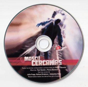 DVD Moscú cercanías