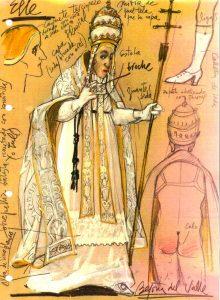 Ella - Diseño vestuario Begoña del Valle