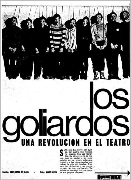Revista Gente Joven Artículo de José María de Juana - Fotos Jorge Rueda