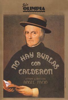 Diseño cartel Vicente A. Serrano